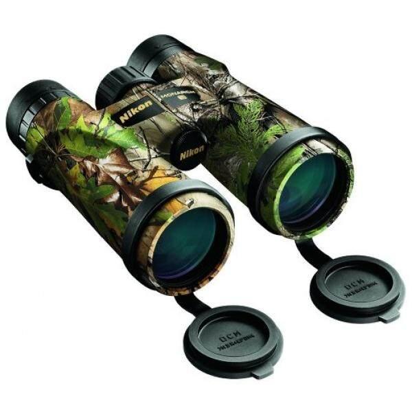 Nikon 16006 Monarch 3 8X42 Teropong (Xtra Green)-Intl