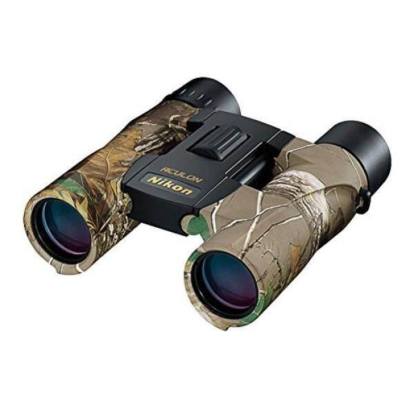 Nikon 6493 ACULON A30 10X25 Teropong, Xtra Hijau Camo-Intl
