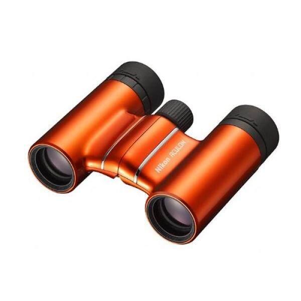 Nikon ACULON T01 8X21 Fernglas (8-fach, 21 Mm Frontlinsendurchmesser) Orange-Intl