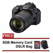 Nikon D5600 18-140mm