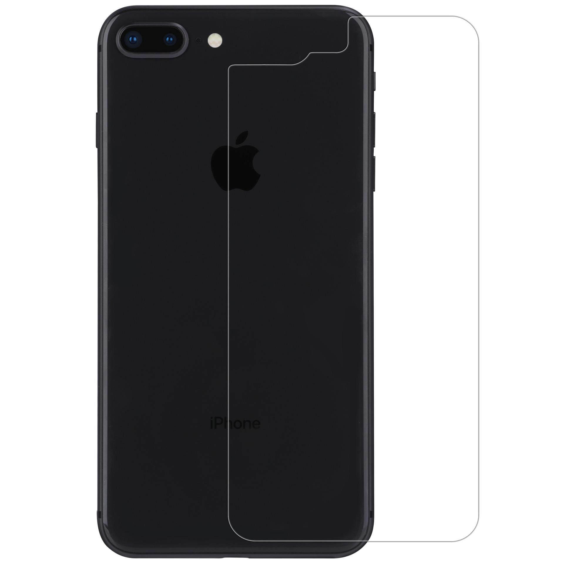 RUI HE Nillkin Back Screen Protector for iPhone 8 Plus Nillkin Amazing H Series 9H
