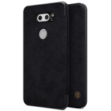 Cheap Nillkin Qin Series Premium Ultra Thin Leather Flip Cover Case For Lg V30 Phone Bag Shell Cases With Card Pocket Online