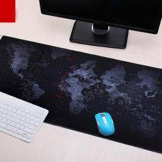 Non Slip World Map Game Mouse Pad Mat For PC Laptop Computer Large Size Durable Malaysia
