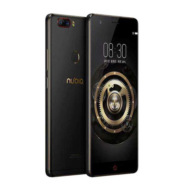 Nubia Z17 128GB Black&Gold 6+128GB
