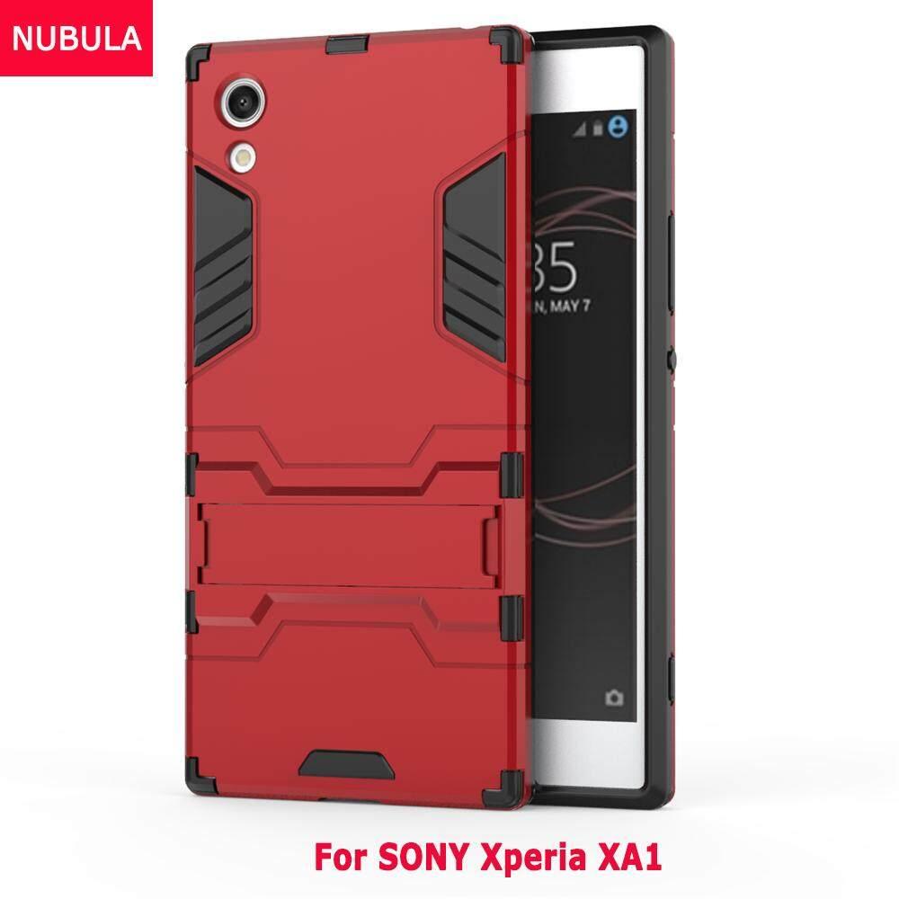 Dành cho SONY Xperia XA1 360 Độ Cứng Siêu mỏng Lưng Có Thể Tháo Rời 2
