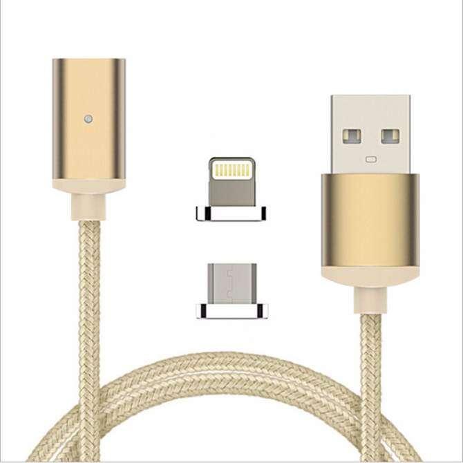 YBC 1 M Kabel USB Tipe C Nilon Tali Logam Steker untuk Xiaomi 4C Leshi Nokia N1 Huawei P9- internasional