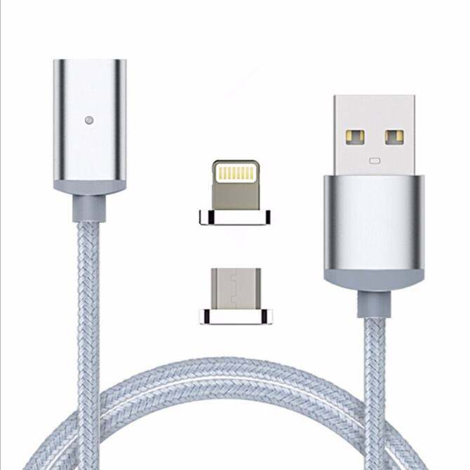 Charging data Cable, 1 Lighting connector and 2 Type-C)