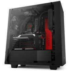 # NZXT S340 Elite # Black/Red  Black/Blue Malaysia