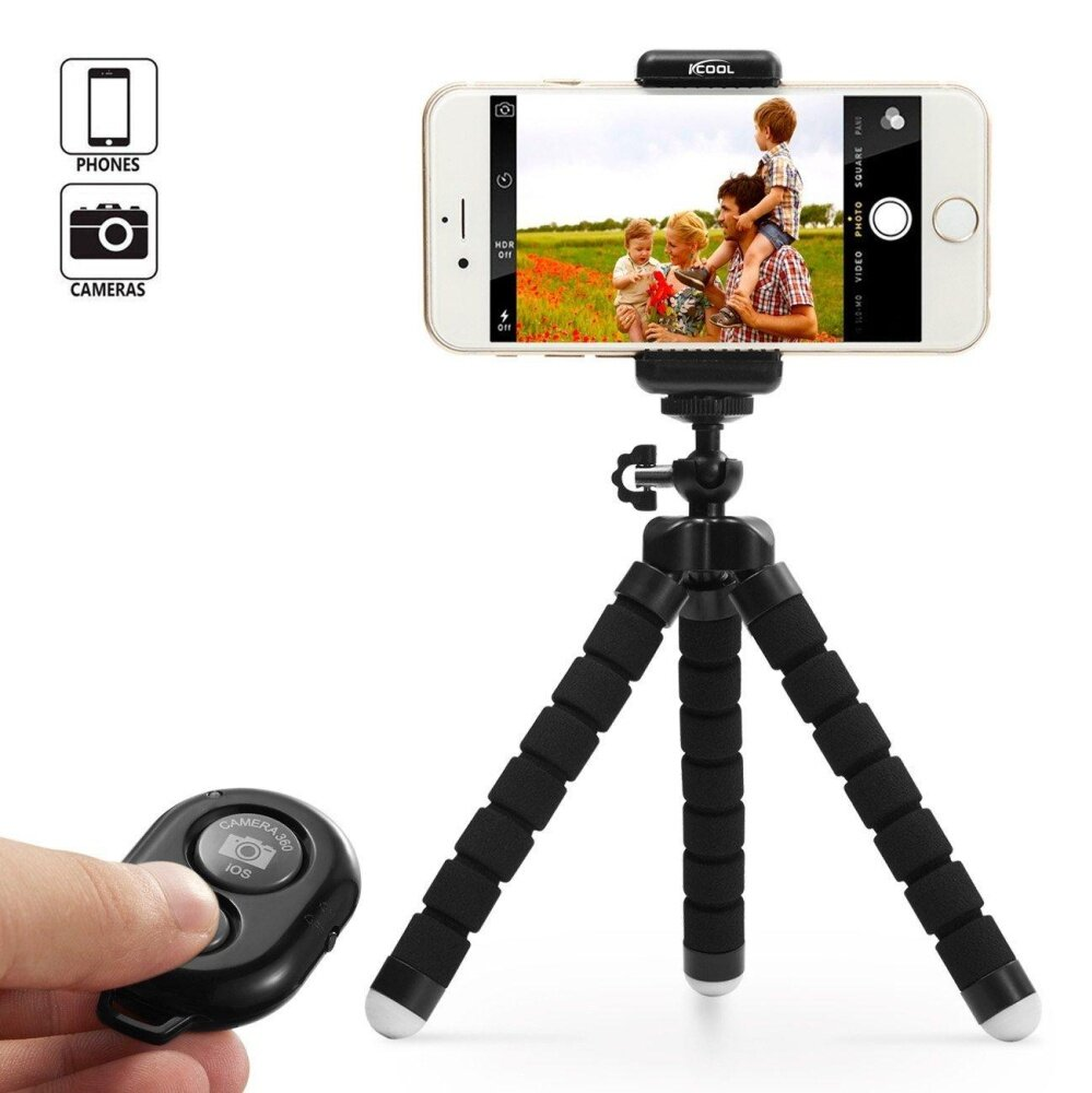 Tripods For The Best Price In Malaysia Tripod Somita St 3110 Octopus Style Portable And Adjustable Stand Holder Cellphone Camera With Universal Clip