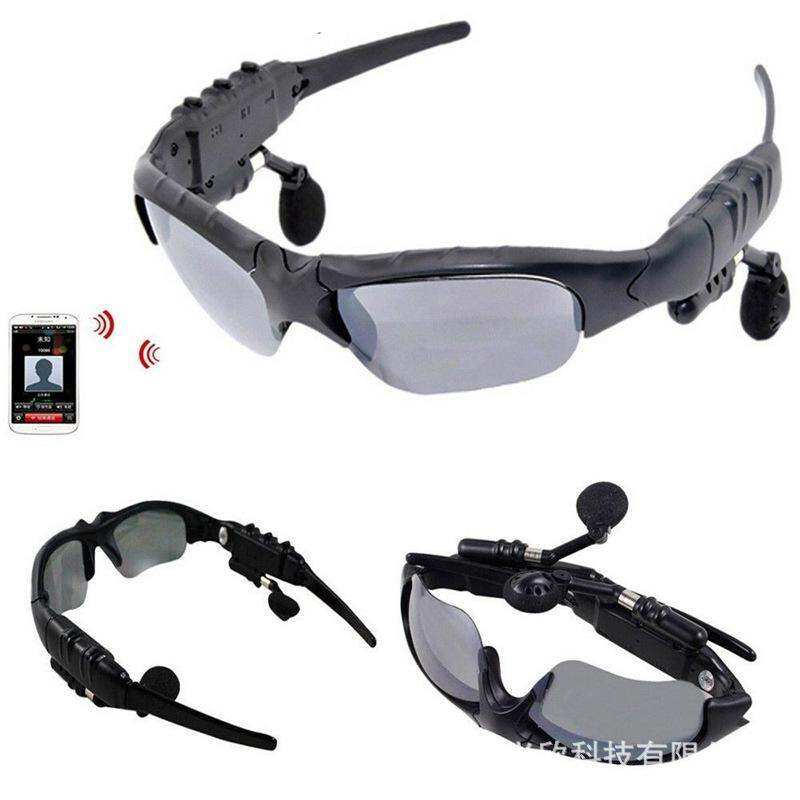 DDT-OP WEST HUA OEM .1 Smart Stereo Bluetooth Spectacles Wireless Sports Outdoor Bluetooth Glasses