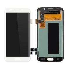100% Layar LCD Asli Screen dengan Digitizer untuk Samsung Galaxy S6 Edge