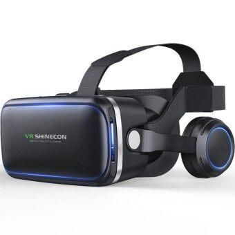 Selatan Naik OEM Produk Baru Daftar 6 Generasi Versi Terbaru dari Kacamata VR Ponsel Helm Realitas Virtual Cermin Panoramik VR-Intl