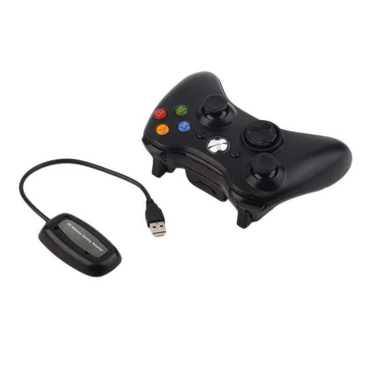 how to use a xbox 360 controller on pc bluetooth