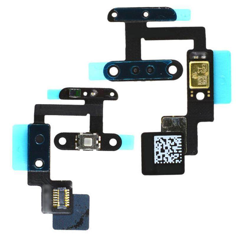 On Off Power Button Switch and Mic Flex Cable Ribbon Repair for iPad Air 2 iPad 6 - intl