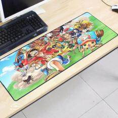 One Piece 80 x 30 x 0.2cm OP53 Gaming Mat Non-slip Anti Fray Stitching High Quality Beautiful Mouse Pad Malaysia