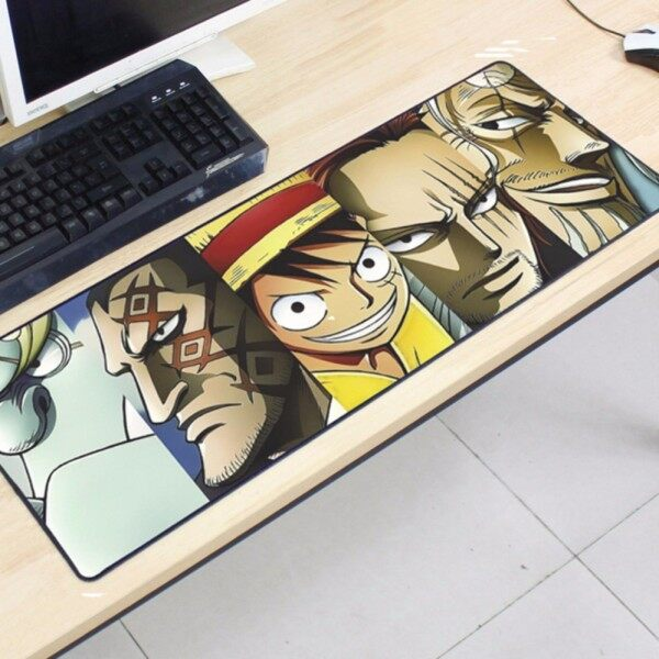 One Piece 80 x 30 x 0.2cm OP66 Gaming Mat Non-slip Anti Fray Stitching High Quality Beautiful Mouse Pad Malaysia