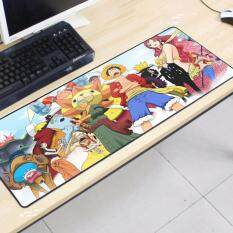 One Piece 80 x 30 x 0.2cm OP75 Gaming Mat Non-slip Anti Fray Stitching High Quality Beautiful Mouse Pad Malaysia