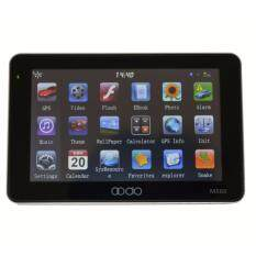 [Stock Clearance] Original OODO M588 5.0inch GPS Navigation Touch Screen 128MB RAM 8GB Nandflash Malaysia
