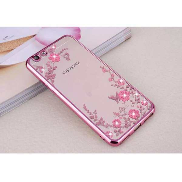 Secret Garden Pattern Protective Cover Case For Xiao Mi Mimax 2 Love Rose .
