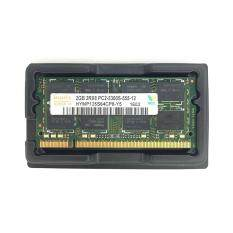Original New Brand DDR2 2GB 667Mhz PC2-5300 for laptop RAM Memory