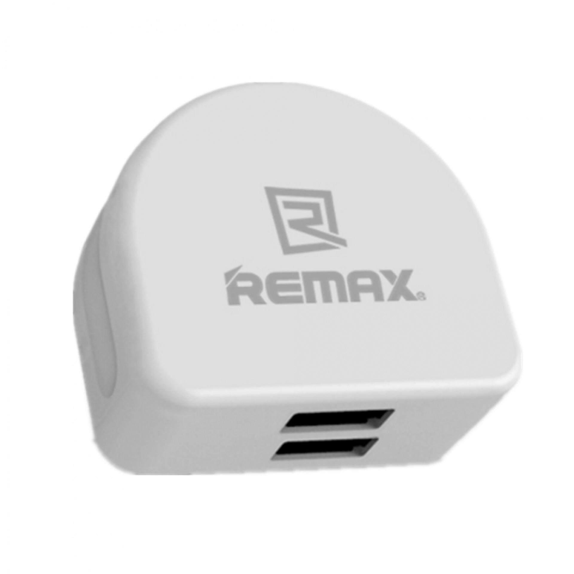 Original Remax RMT7188 Moon series 2.1A Dual USB Port Moon Charger Plug