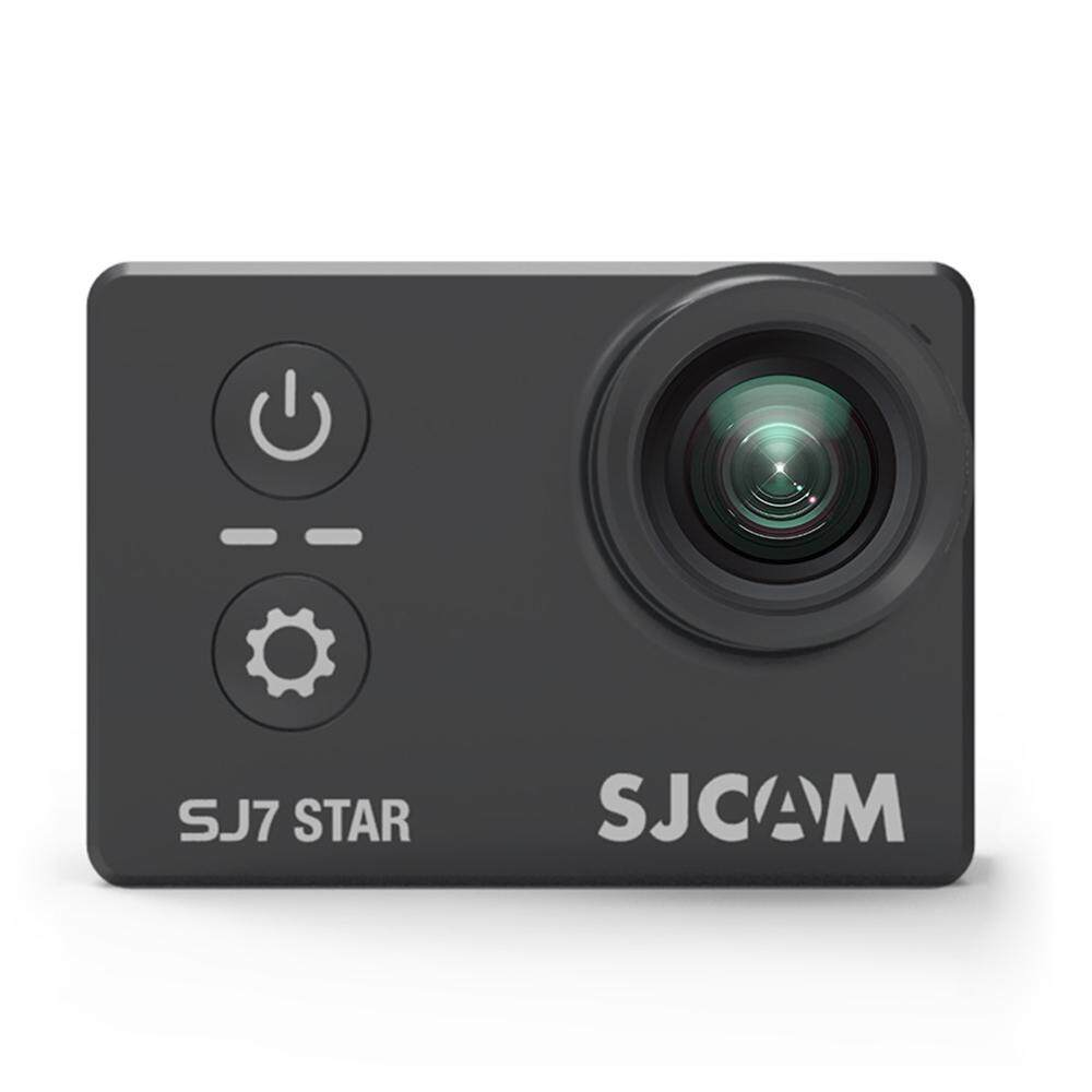 Discount Original Sjcam Sj7 Star 12 Megapixels 4K Wifi Action Camera 2 Inch Touch Screen 166 Degree Fov 12Mp Intl Sjcam On Singapore