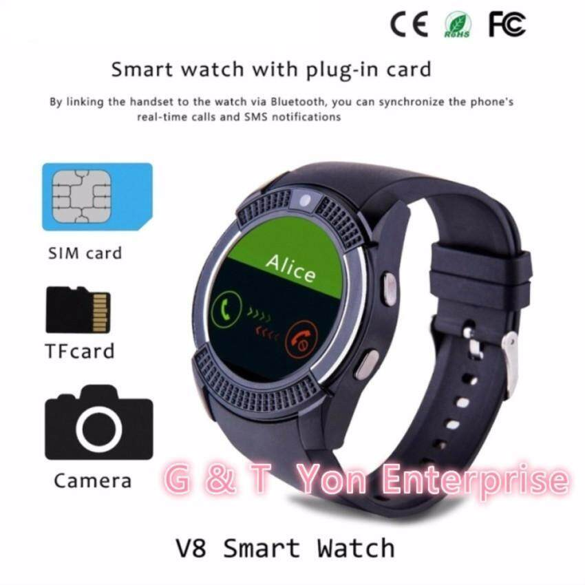 Sport Watch Full Screen Smart Watch V8 For Android Match