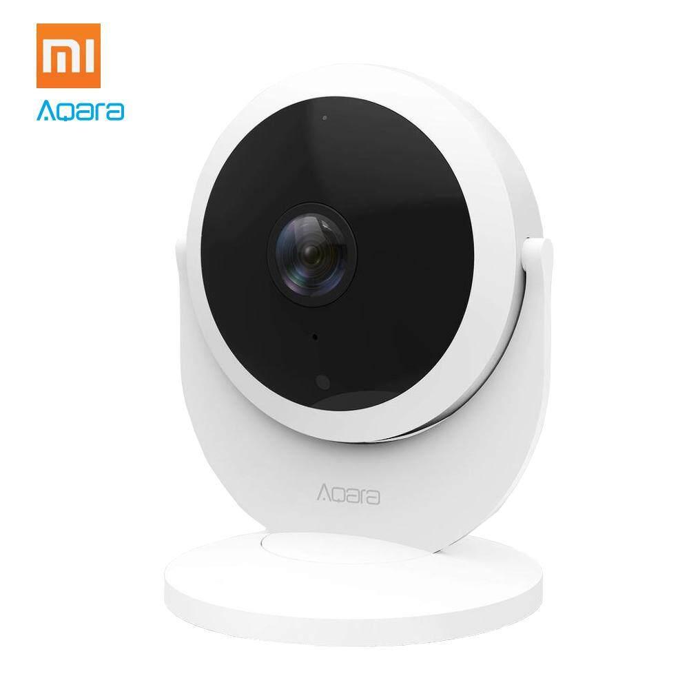 Low Price Original Xiaomi Mijia Aqara Smart Ip Camera Smart Linkage Alarm 180 Degree 1080P Hd Home Security Camera Intl