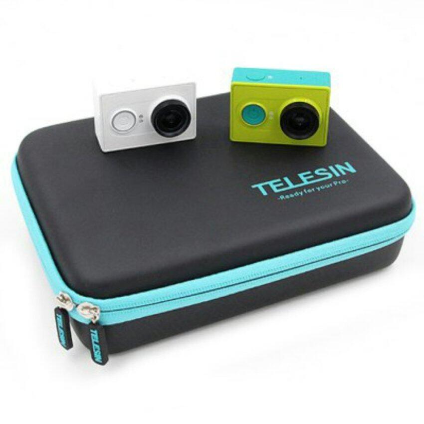 NiceSky (ORIGINAL) For Xiaomi XiaoYi Yi 4k Camera Waterproof Travel Bag MEDIUM  Carry Case by Telesin
