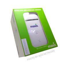Original ZTE MF65 ( Maxis logo ) - Open Simcard for any telco worldwide -  Pocket Modem Wifi Mifi Broadband Internet