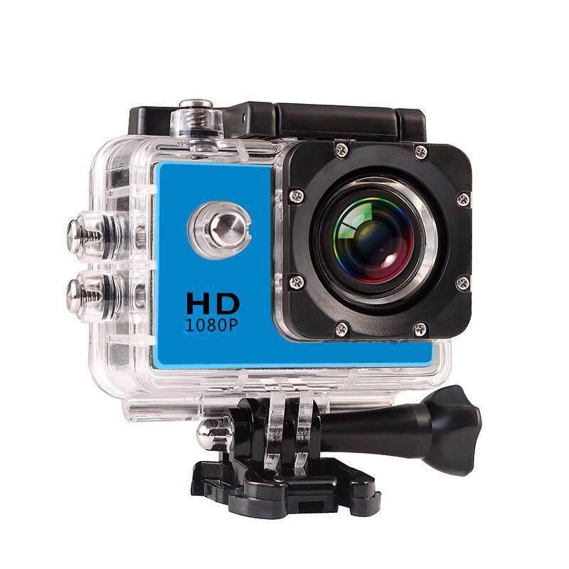 GreatCare Outdoor Sport Mini Camera 1080P Full HD DV Sport Action Camera Bike  Helmet Video Cam 30M go waterproof Pro Case Retail Box