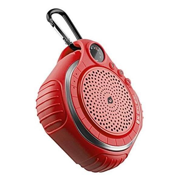 Owlee Highfly Semua Medan Portable Kasar Outdoor Tahan Air dan Shockproof Mini Nirkabel Bluetooth Speaker-Intl