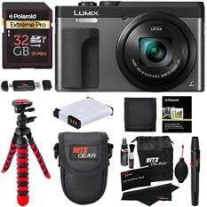 Panasonic DC-ZS70S Lumix 20.3 Megapixel, 4K Digital Camera, Touch Enabled 3