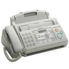 Panasonic Kx-Fp701ml Fax Machine (white) By Asuka Express.