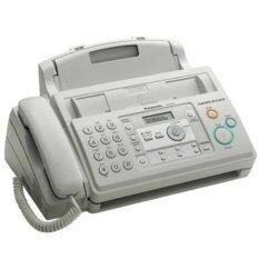 Panasonic Kx-Fp701ml Fax Machine (white) By Asuka Express.