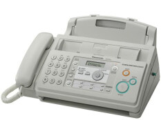 Panasonic Kx-Fp701ml Inkfilm Mono Fax Machine By Fiesta Mall.