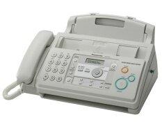 Panasonic Kx-Fp701 Kxfp701 Kx-Fp701ml Plain Paper Fax Machine (white) By Palsmart.