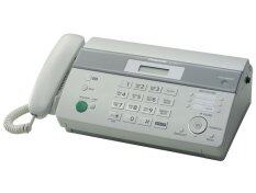 Panasonic Kx-Ft983ml Kxft983ml Kxft983 Thermal Fax Machine Mono Auto Cut (white) By Palsmart.