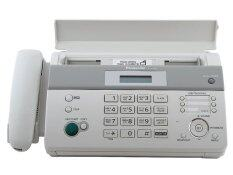 Panasonic Thermal Fax Machine Mono Kx-Ft982ml White By Geo Multi Media.