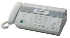Panasonic Thermal Fax Machine Mono Kx-Ft982ml White By Global Technology.