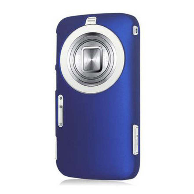 PC Back Cover for Samsung Galaxy K Zoom (Dark Blue)