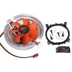 PC CPU Cooler Cooling Fan Heatsink for Intel LGA775 1155 AMD AM2 AM3 754 Malaysia