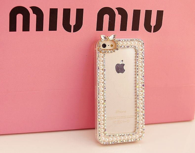 PC + TPU diamond soft shell Crystal case cover for Huawei Honor 3C Play - intl