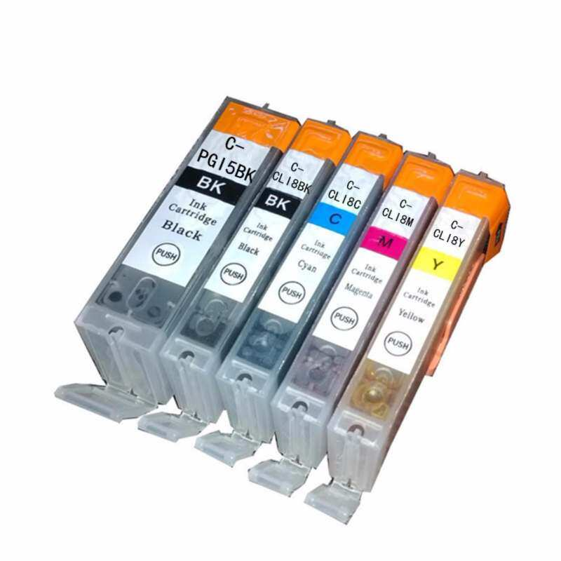 PGI5 Replacement Ink Cartridge Compatible For canon iX4000 ix5000 MX700 MX850 MP500 MP510 MP520 MP530 MP600 cli8 Malaysia