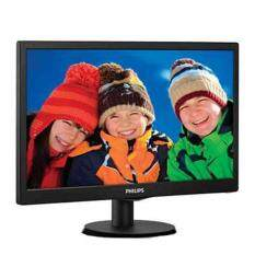 PHILIPS 18.5 193V5LHSB2 HD LED MONITOR WITH HDMI PORT AND WALL MOUNT SUPPORT Malaysia