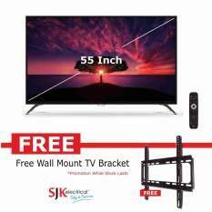 *RM2079 99* Philips TV 55-Inch 4K UHD Smart TV (2017