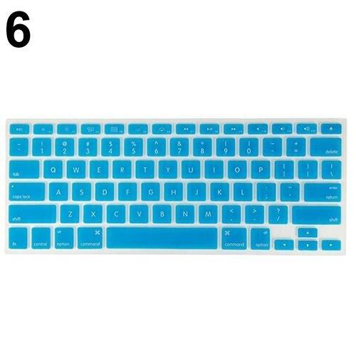 Phoenix B2C Keyboard Soft Case untuk Apple Macbook Air Pro 13/15/17 Inches