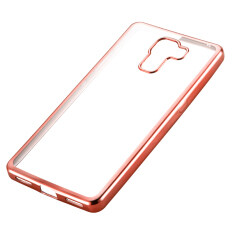 ... HD Screen Protector -Transparent Rose goldMYR15. MYR 15 PinTo Electroplating Transparent soft Silicone TPU Case case ...