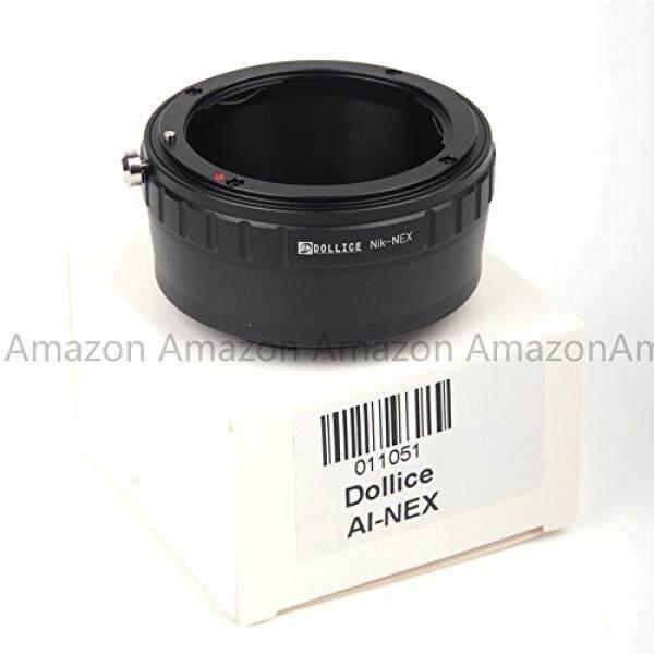 Pixco Adaptor Lensa Cocok untuk Nikon Lensa untuk Sony E Gunung NEX A5100 A6000 A5000 A3000 NEX-5T NEX-3N NEX-6 NEX-5R NEX-F3-Intl