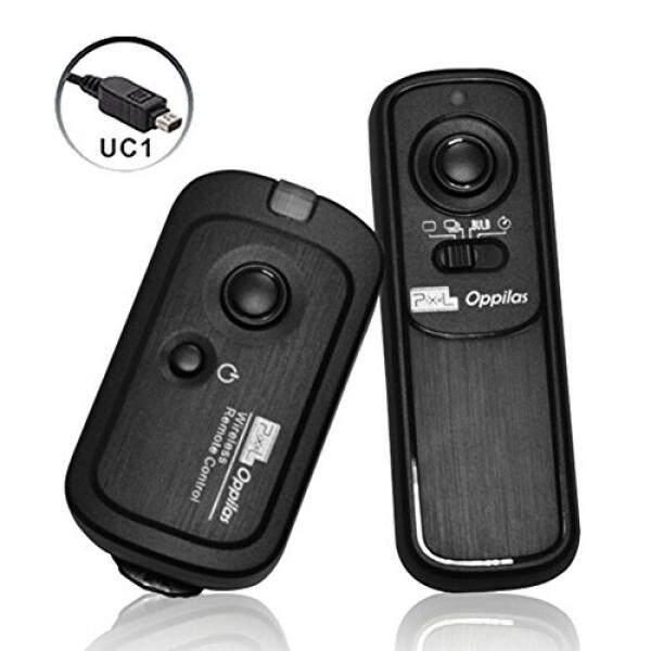 Pixel RW-221 UC1 Wireless Remote Komandan Ausl? ser Kabel F? R Olympus Kameras OM-D Pena E30 E400 E400 Ersetzt Olympus RM-UC1-Intl